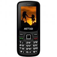 Мобильный телефон Astro A173 Black-Green Фото