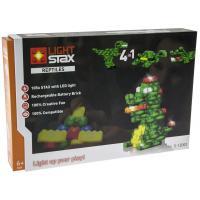 Конструктор Light Stax с LED подсветкой Reptiles Фото
