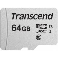 Карта пам'яті Transcend 64GB microSDXC class 10 UHS-I U1 Фото