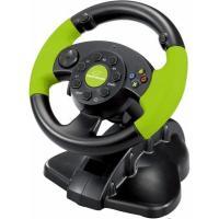 Руль Esperanza PC/PS3/XBOX 360 Black-Green Фото