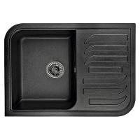 Мийка кухонна Minola MPG 71145-70 Антрацит (металлик) Фото