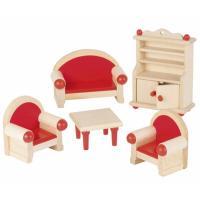 Ігровий набір Goki Мебель для гостиной Фото