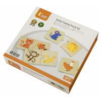 Пазл Viga Toys Что едят животные Фото