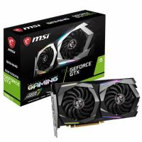 Видеокарта MSI GeForce GTX1660 Ti 6144Mb GAMING Фото