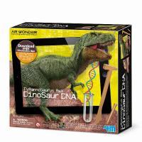 """Набір для експериментів 4М ДНК динозавра """"Тираннозавр"""" Фото"""