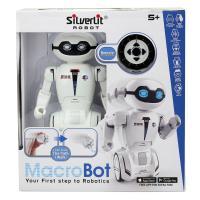 Інтерактивна іграшка Silverlit Робот Macrobot Фото