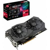 Видеокарта ASUS Radeon RX 570 8192Mb ROG STRIX GAMING OC Фото