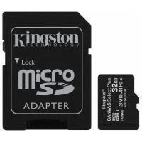Карта памяти Kingston 32GB micSDHC class 10 Canvas Select Plus 100R A1 Фото