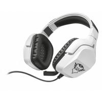 Наушники Trust GXT 354 Creon 7.1 Bass Vibration USB WHITE Фото