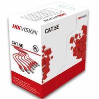 Кабель мережевий HikVision UTP 305м cat.5e, CU, 4*2*0,5мм Фото