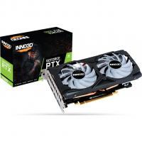 Видеокарта INNO3D GeForce RTX2060 6144Mb TWIN X2 OC RGB Фото