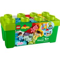 Конструктор LEGO DUPLO Classic Коробка с кубиками 65 деталей Фото
