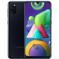 Мобильный телефон Samsung SM-M215F (Galaxy M21 4/64Gb) Black Фото