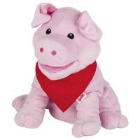 Игровой набор Goki Кукла-перчатка Свинка Фото