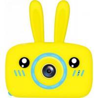 Інтерактивна іграшка XoKo Rabbit Цифровой детский фотоаппарат желтый Фото