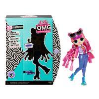 Кукла L.O.L. Surprise! O.M.G S3 - Диско-скейтер с аксессуарами Фото