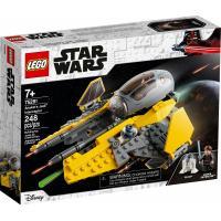 Конструктор LEGO Star Wars Джедайский перехватчик Энакина 248 детал Фото