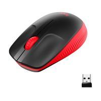 Мишка Logitech M190 Red Фото