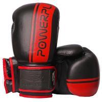 Боксерские перчатки PowerPlay 3022A 10oz Red Фото