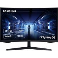 Монітор Samsung Odyssey G5 LC27G55T Black Фото