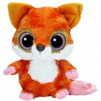 М'яка іграшка Aurora Yoo Hoo Красная лиса сияющие глаза 23 см Фото