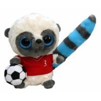М'яка іграшка Aurora Yoohoo Футболист красная футболка 12 см Фото