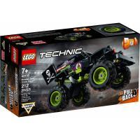Конструктор LEGO Technic Monster Jam Grave Digger 212 деталей Фото
