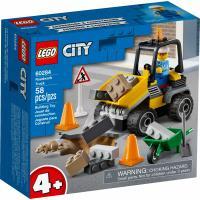 Конструктор LEGO City Great Vehicles Пикап для дорожных работ 58 де Фото