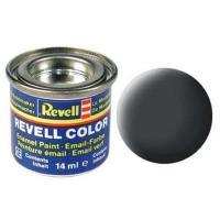 Аксессуары для сборных моделей Revell Краска эмалевая 77. Серая пыль матовая. 14 мл Фото
