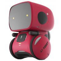 Інтерактивна іграшка AT-Robot робот з голосовим управлінням красный, укр Фото