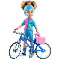 Лялька Paola Reina Даша велосипедистка Фото