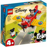 Конструктор LEGO Mickey and Friends Винтовой самолёт Микки 59 детал Фото