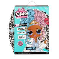Лялька L.O.L. Surprise! O.M.G. S4 Леди-конфетка с аксессуарами Фото