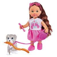 Кукла Simba Эви Холидей Друг с собачкой и аксессуарами Фото