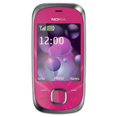 Мобильный телефон 7230 Pink Nokia (002S4X6) - фото 1