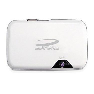 3G роутер Novatel Wireless MiFi 2372 White - фото 1
