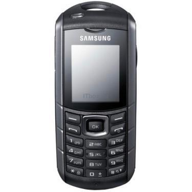 Мобильный телефон GT-E2370 (Xcover) Black Silver Samsung (GT-E2370FSA) - фото 1