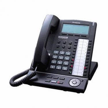 Телефон KX-T7636 Black Panasonic (KX-T7636UA-B) - фото 1