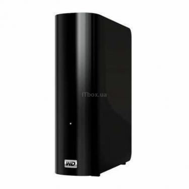 """Зовнішній жорсткий диск 3.5"""" 2TB Western Digital (WDBACW0020HBK-EESN) - фото 1"""