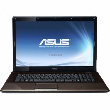 Ноутбук ASUS K72F (K72F-P6100-S2CRAN) - фото 1