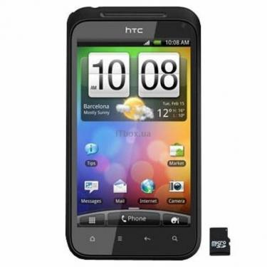 Мобильный телефон HTC S710e Incredible S Black Фото
