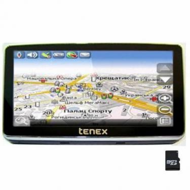 Автомобільний навігатор Tenex 60 WideHD (60 WHD) - фото 1