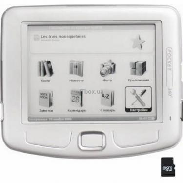 Електронна книга Pocketbook 360° plus ivory (E50802-I) - фото 1