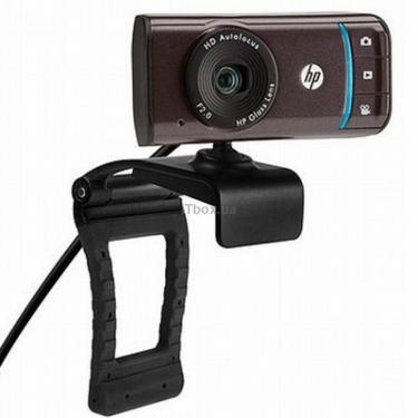 Веб-камера HP HD 3110 Webcam (BK357AA) - фото 1