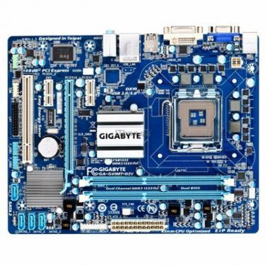 Материнська плата Gigabyte GA-G41MT-D3V - фото 1