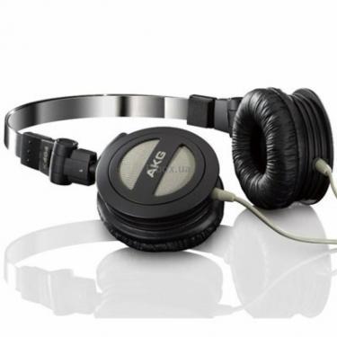 Навушники AKG K 404 (K404BLK) - фото 1