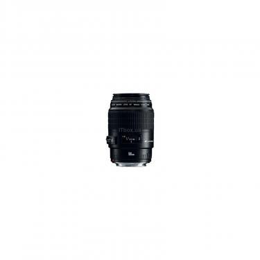 Объектив EF 100mm f/2.8 macro USM Canon (4657A011) - фото 1