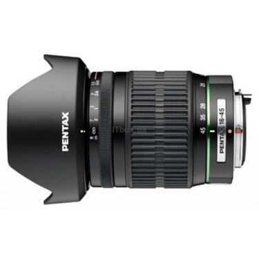 Об'єктив SMC DA 16-45mm f/ 4 ED AL Pentax (21507) - фото 1