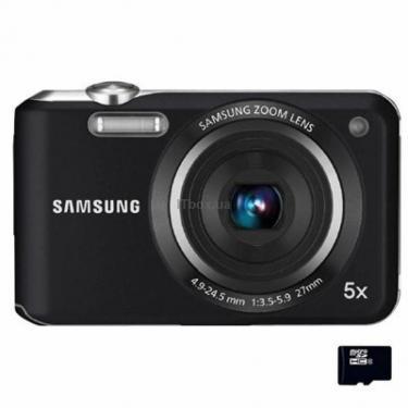 Цифровой фотоаппарат ES70 black Samsung (EC-ES70ZZBPBRU) - фото 1