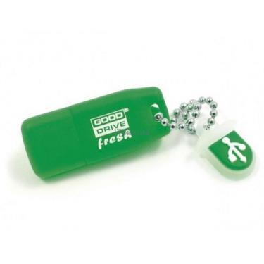 USB флеш накопитель GOODRAM 8Gb Fresh Mint (PD8GH2GRFMNR / PD8GH2GRFMR9) - фото 1